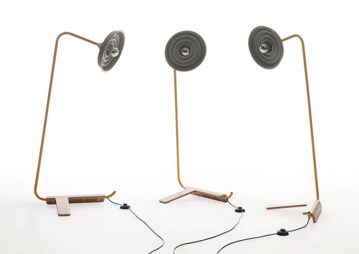 Lees - leeslamp:  Woonkamer door Jochem Kruizinga