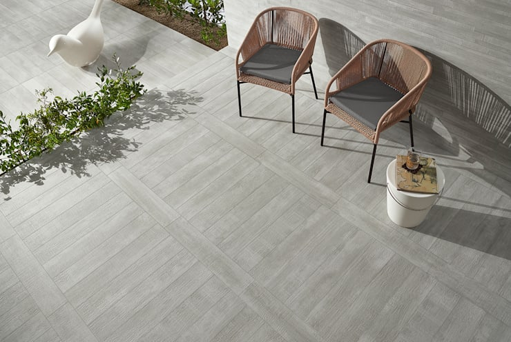 Wildwood: Terraços  por Love Tiles