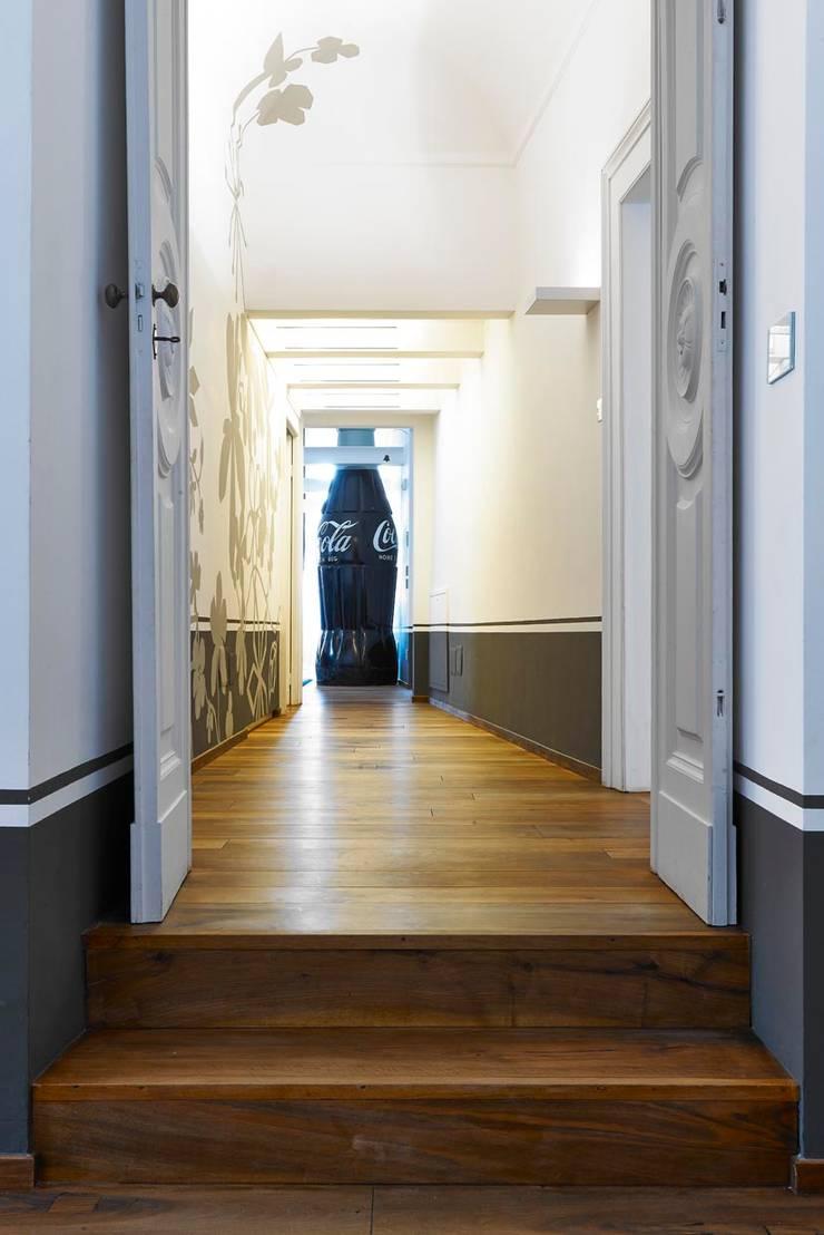 bianco antico restauro appartamento in centro storico di
