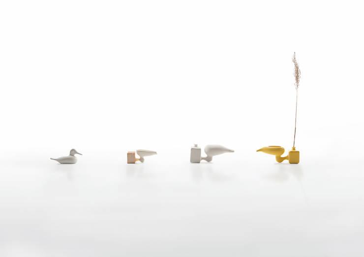 Eva - vaas:  Woonkamer door Jochem Kruizinga