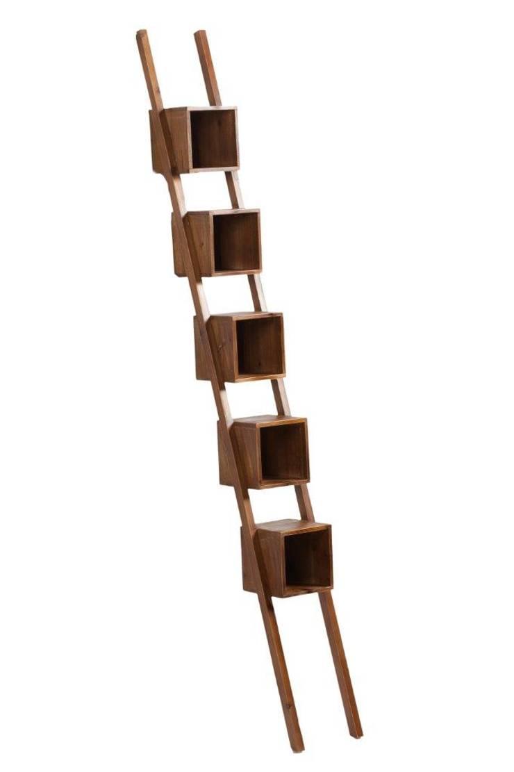 Декоративный стеллаж Bagatelle: Прихожая, коридор и лестницы в . Автор – DG Home