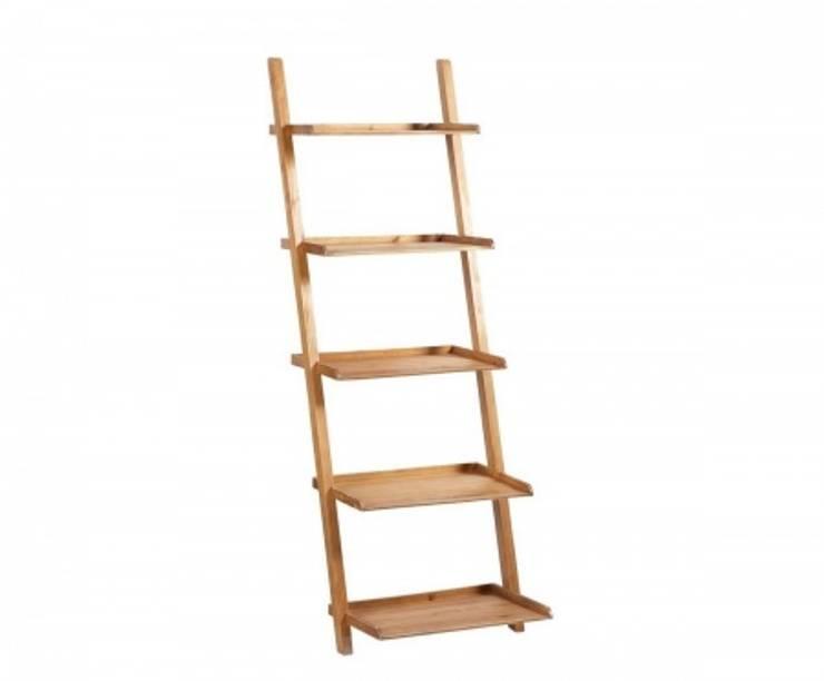 Полка-лестница Hugo: Гостиная в . Автор – DG Home