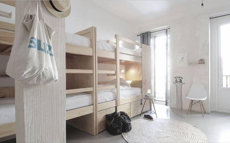 Projekty,  Sypialnia zaprojektowane przez aaprile