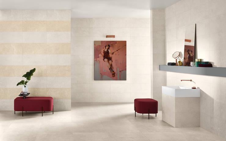 NEST: Casas de banho  por Love Tiles