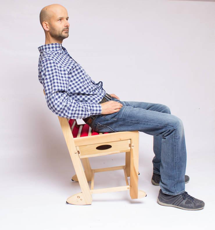 schneider WIPP: Comedor de estilo  por wo-od