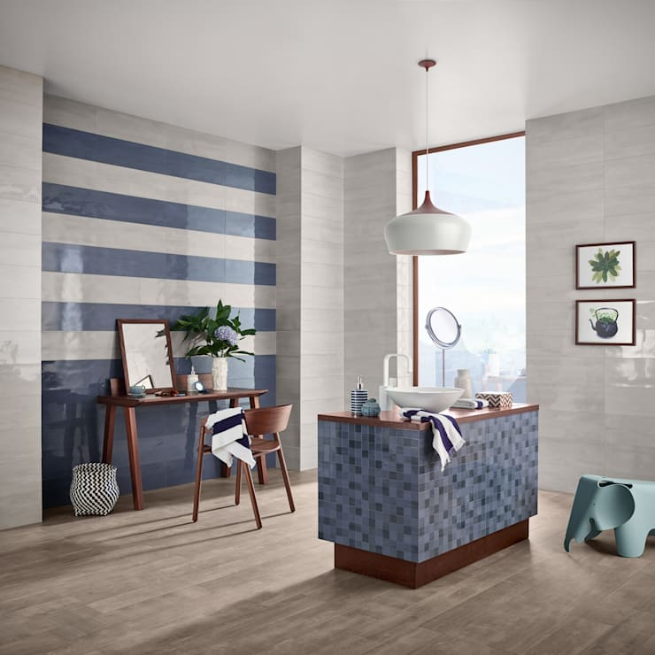 Aroma: Casas de banho  por Love Tiles