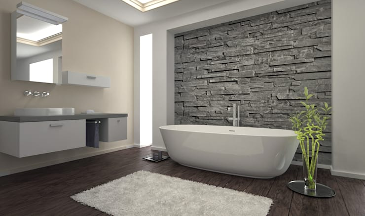 Bathroom by PietraNova srl