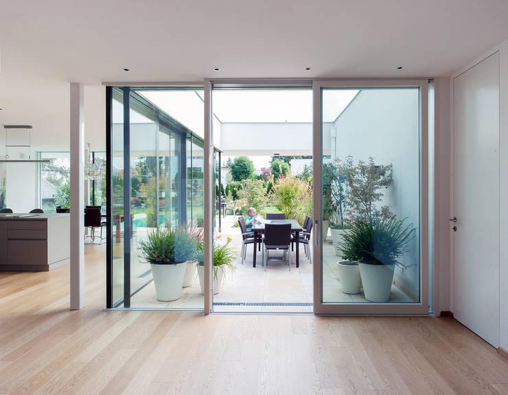 Conservatory by Studio Berner.Stolz Architekten ZT-OG