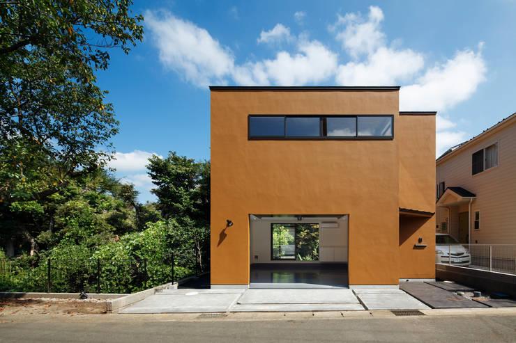 Будинки by 向山建築設計事務所