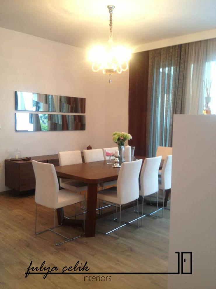 cyprus interiors – yemek odası:  tarz İç Dekorasyon,