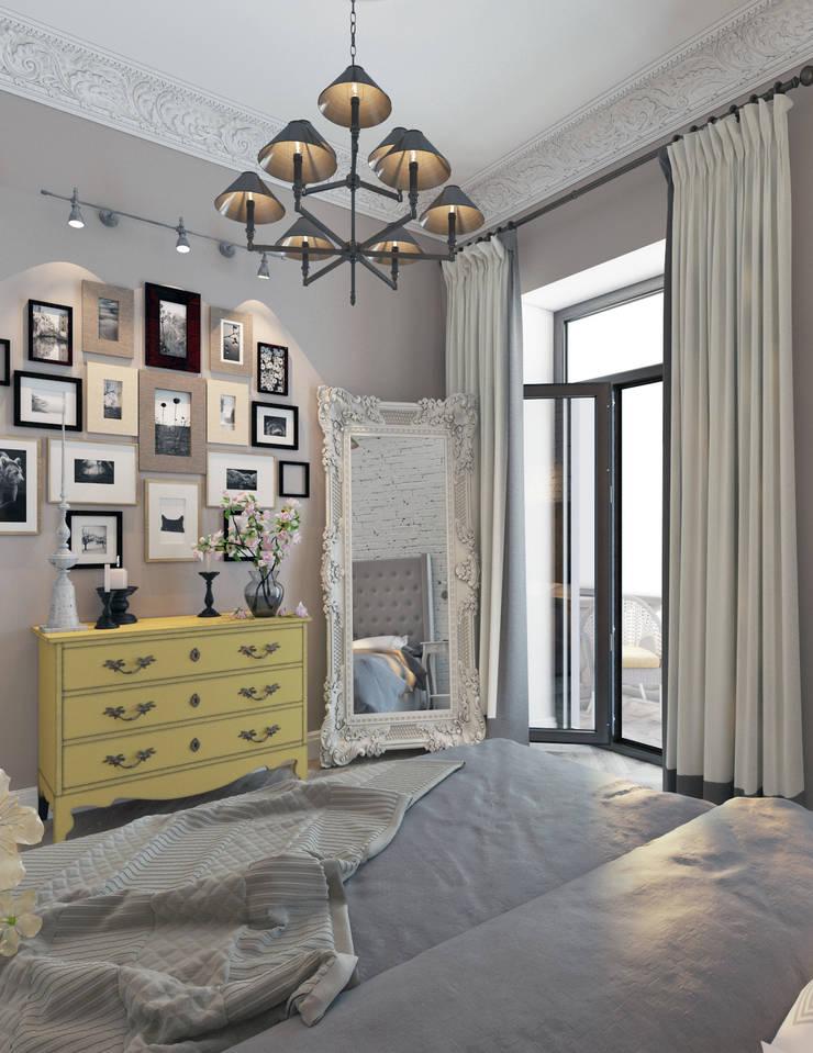 Camera da letto in stile  di Котова Ольга