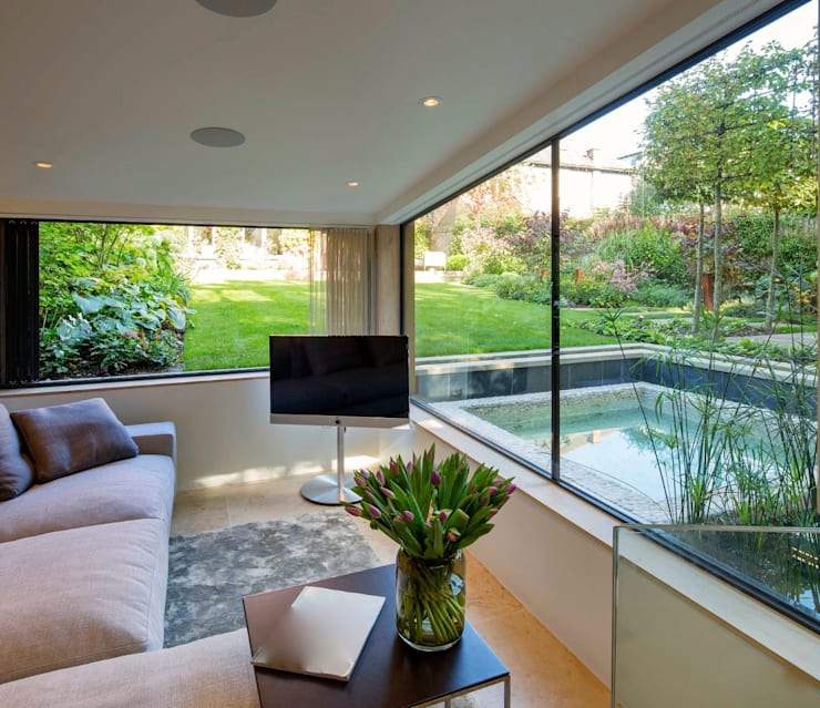 Casas modernas por Paul Marie Creation