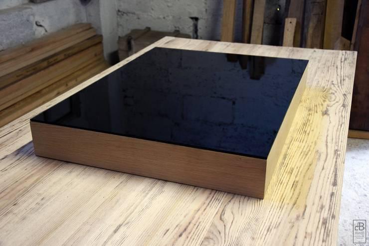 Pracownia Blaise Handmade Furniture : styl , w kategorii Salon zaprojektowany przez Blaise Handmade Furniture,