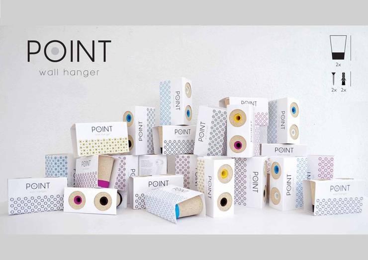 Packaging with different different colour : Casa  por Suricata Design Studio