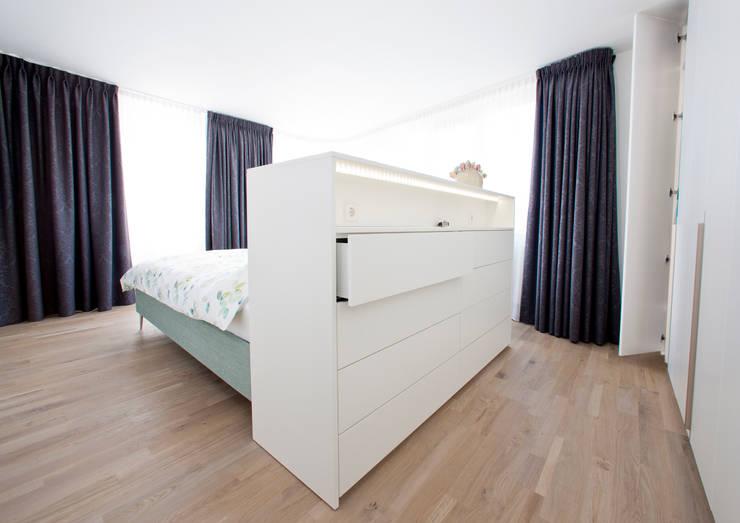 moderne Schlafzimmer von Egbert Duijn architect+