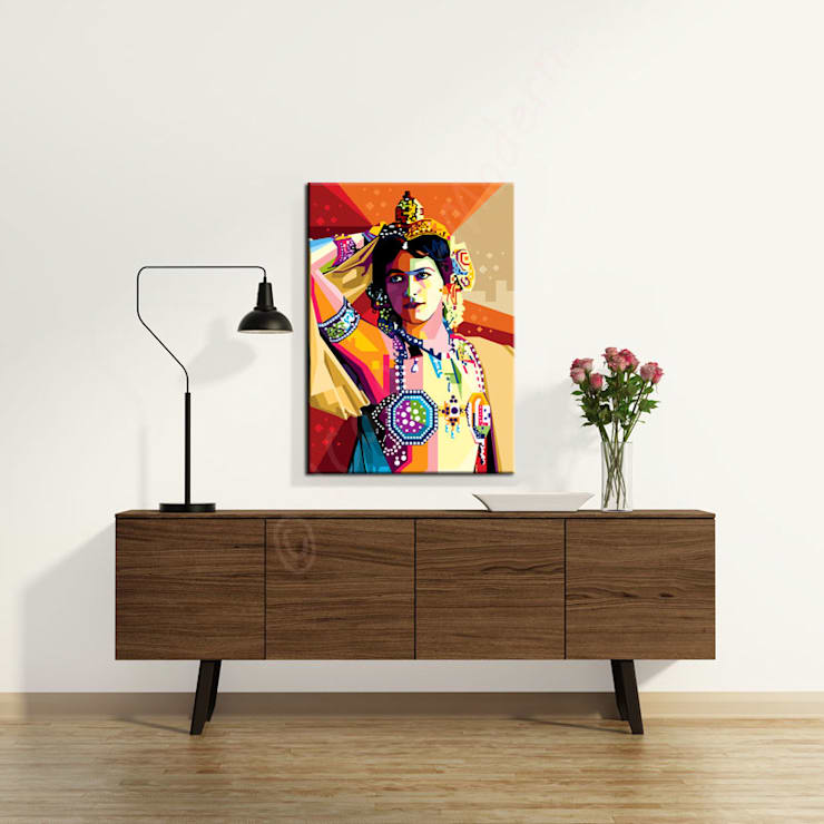 Artwork by ¡Colorista Moderna!