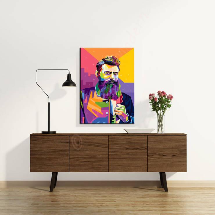 Arte de estilo  por ¡Colorista Moderna!