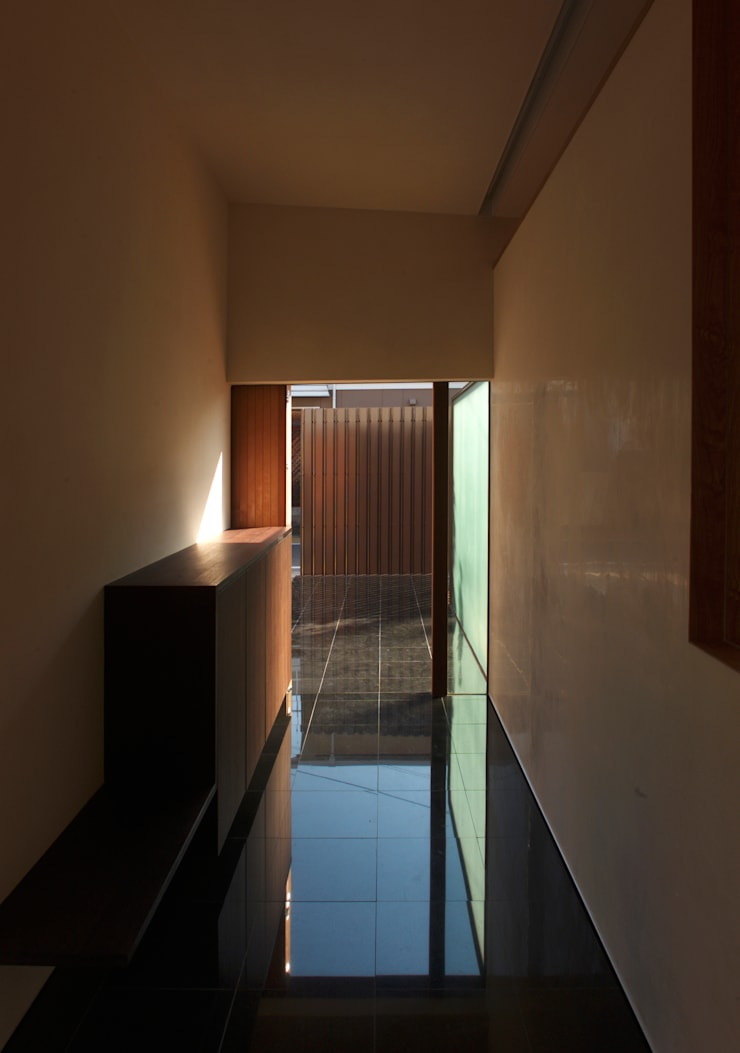 saga iy-house: 株式会社コヤマアトリエ一級建築士事務所が手掛けた壁です。
