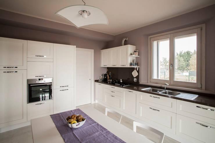 Kitchen by Paolo Cavazzoli
