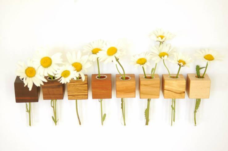 Paysagisme d'intérieur de style  par Blumen-wiese