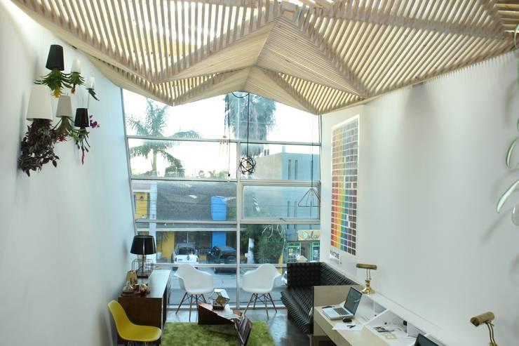 SZTUKA: Estudios y oficinas de estilo  por SZTUKA  Laboratorio Creativo de Arquitectura