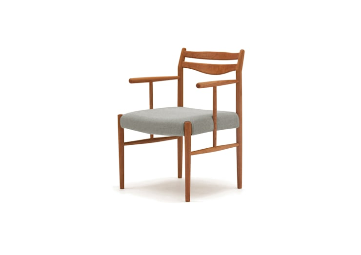 canale-AC_CHE: NDstyle./NODA FURNITURE co.,ltd.が手掛けたダイニングルームです。