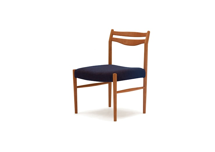canale-C_CHE: NDstyle./NODA FURNITURE co.,ltd.が手掛けたダイニングルームです。