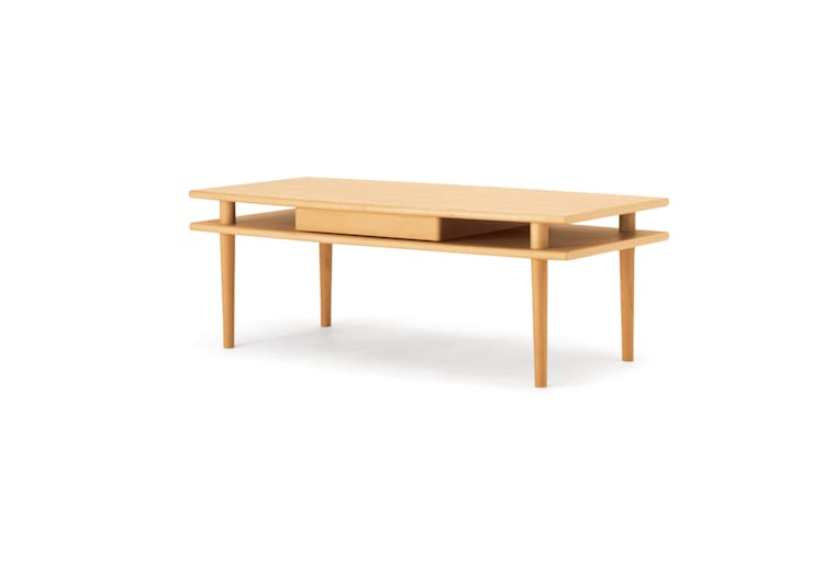 von NDstyle./NODA FURNITURE co.,ltd., Skandinavisch Holz Holznachbildung