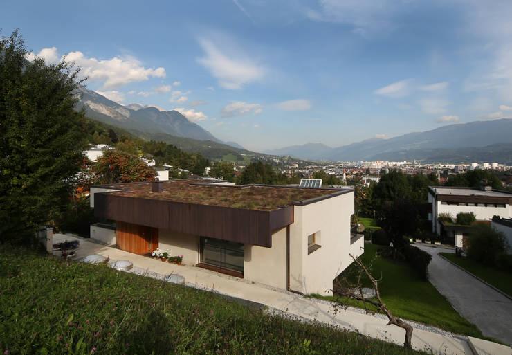 Projekty,  Domy zaprojektowane przez U1architektur
