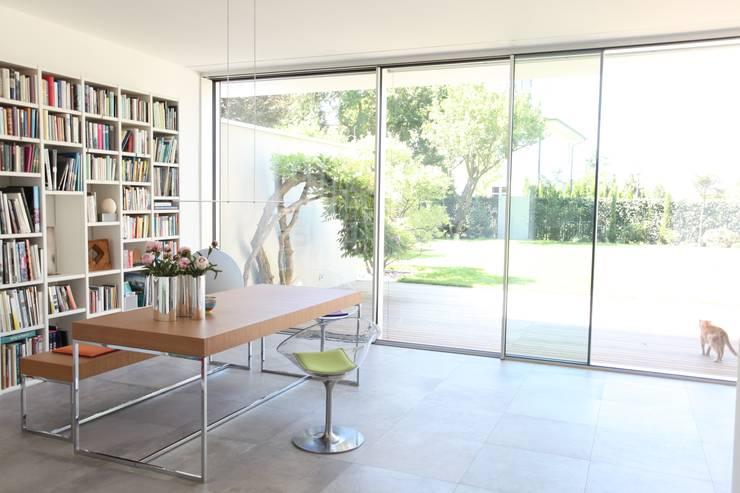 Study/office by Neugebauer Architekten BDA