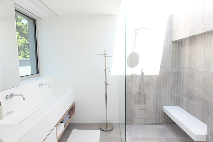 Neugebauer Architekten BDA의  욕실