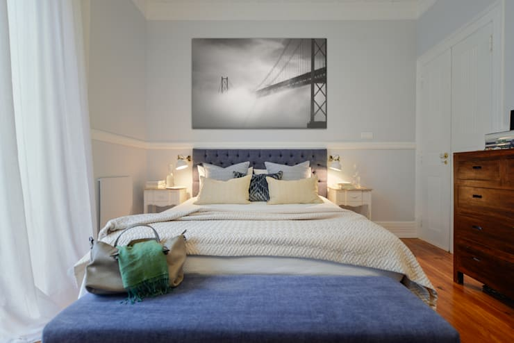 Bedroom by LAVRADIO DESIGN