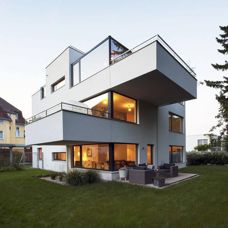 G 12: klassische Häuser von x42 Architektur ZT GmbH