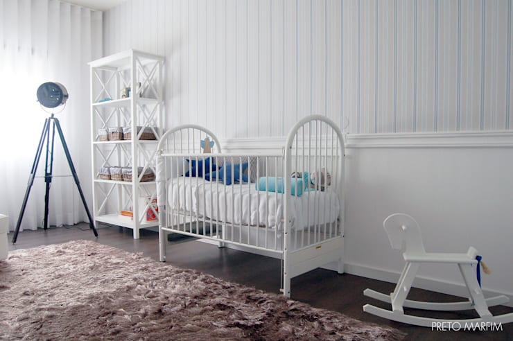 Nursery/kid's room by Preto Marfim