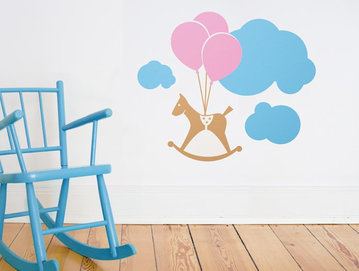 Dormitorios infantiles  de estilo  por Emily Daycare Consulting