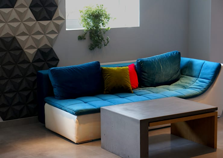Salon: styl , w kategorii Salon zaprojektowany przez Bettoni
