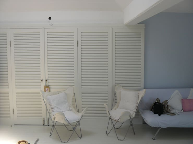Katizi Mimarlık – oda geçişleri:  tarz Ev İçi