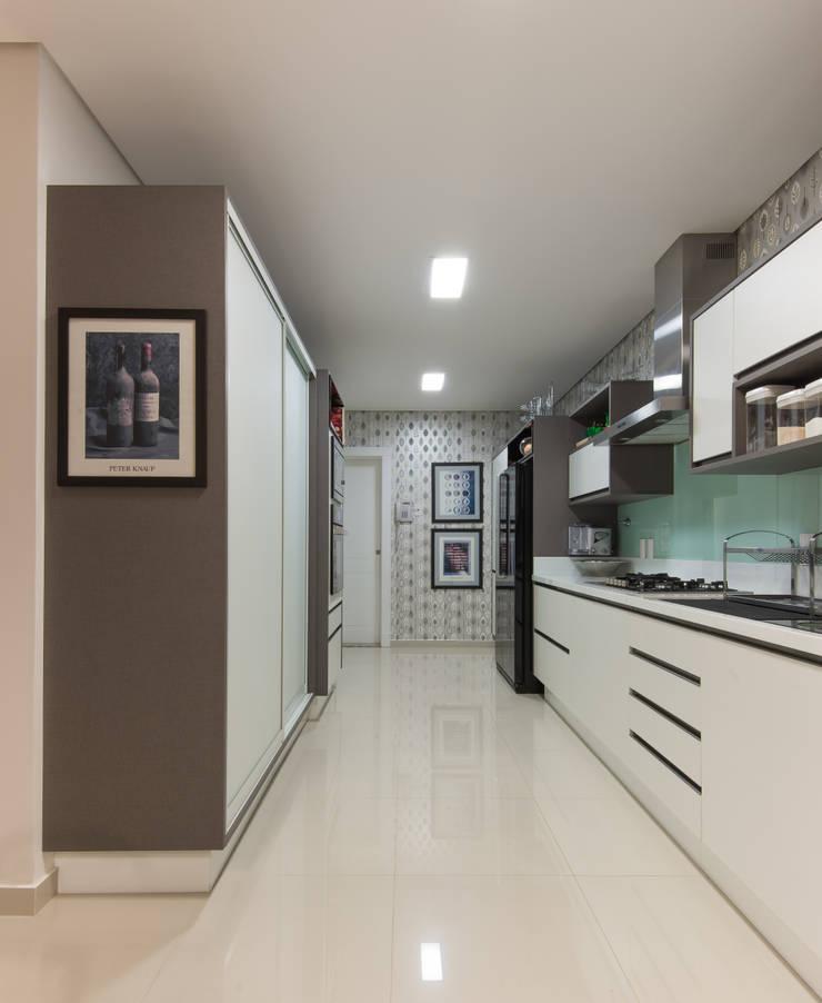 Cozinha:   por CASA Arquitetura e design de interiores,Eclético