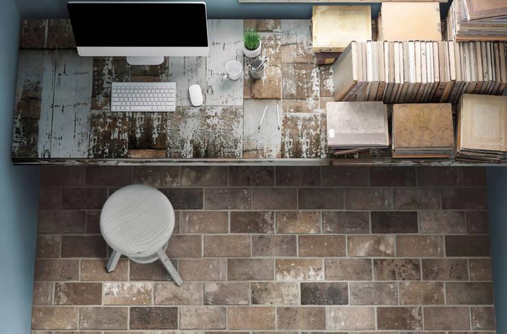 Murs & Sols de style  par Ceramica Rondine