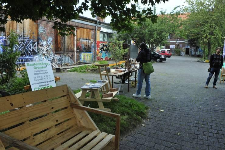 Garden  by Bauteilbörse Hannover