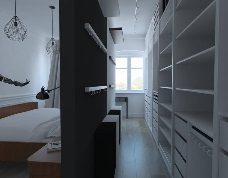 Kleedkamer In Slaapkamer : Handige tips voor het creëren van een kleine kleedkamer