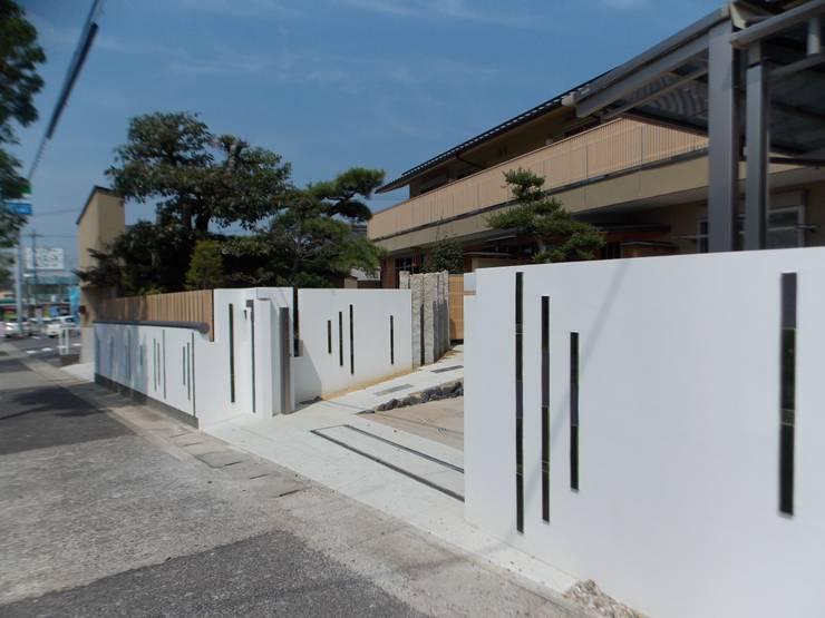 ぬくもりのある落ち着いた居住空間 !!守山の家S邸: アンドウ設計事務所が手掛けた家です。