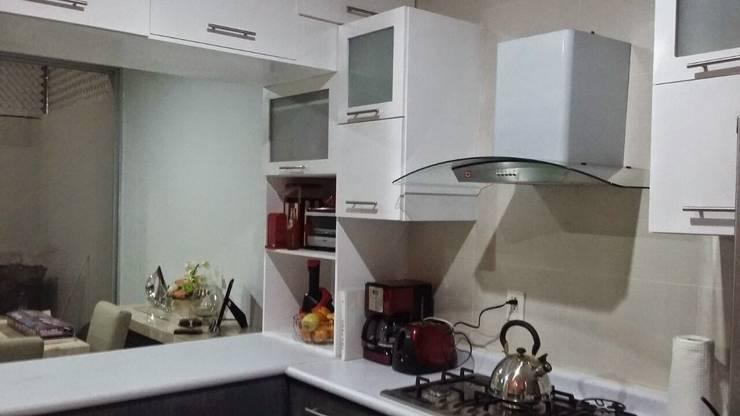 مطبخ تنفيذ FLO Arte y Diseño