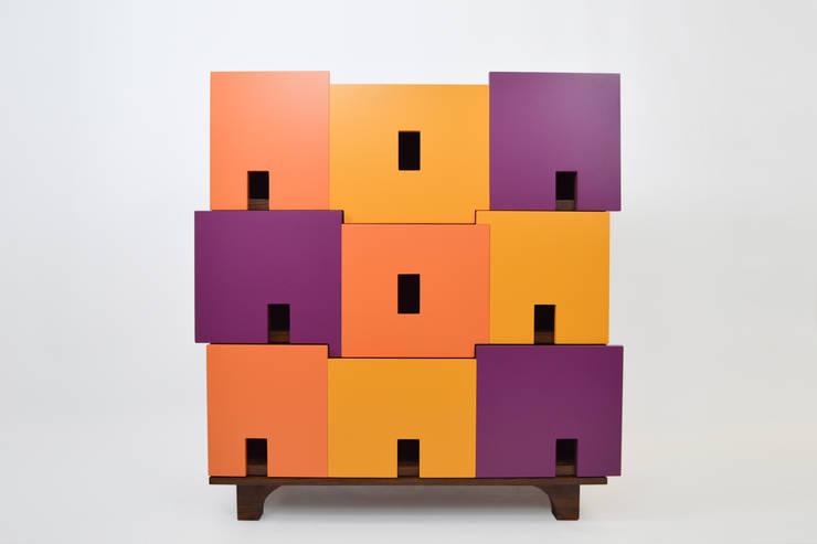 GUARDAJUATO by APOTEMA: Hogar de estilo  por APOTEMA Estudio de Diseño
