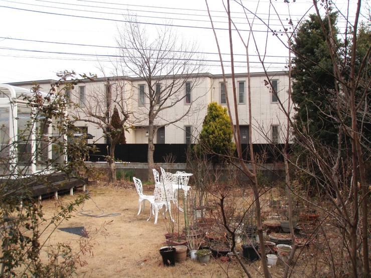 テラスのある庭 | Fujisawa  <before> : jardinier Kirikuiが手掛けたです。