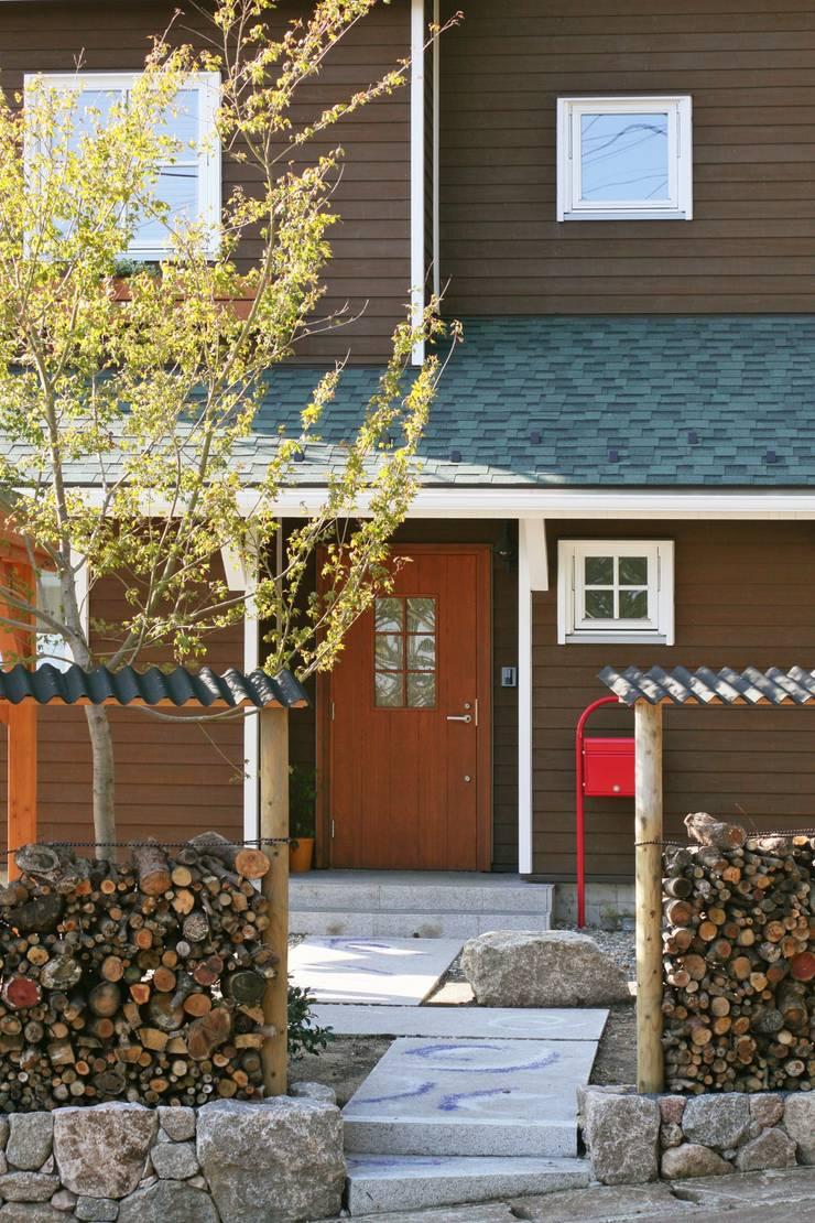 S's HOUSE: dwarfが手掛けた家です。