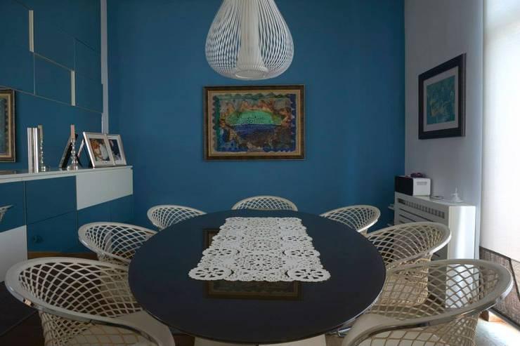 Bozantı Mimarlık – Bebekte Ev:  tarz Yemek Odası