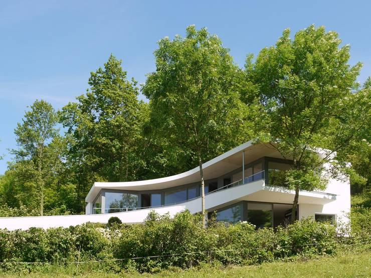 Casas de estilo  por K2 Architekten GbR