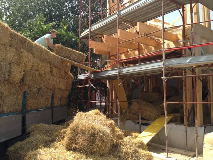 Projekty,  Domy zaprojektowane przez Archética