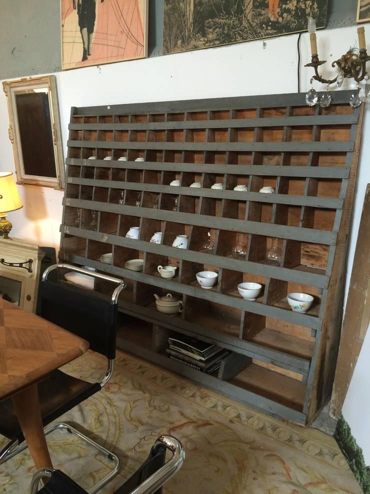 Arredare la cucina con vecchi mobili da bottega von mémoire ...
